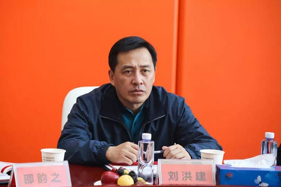 Liu Hongjian. (Internet)