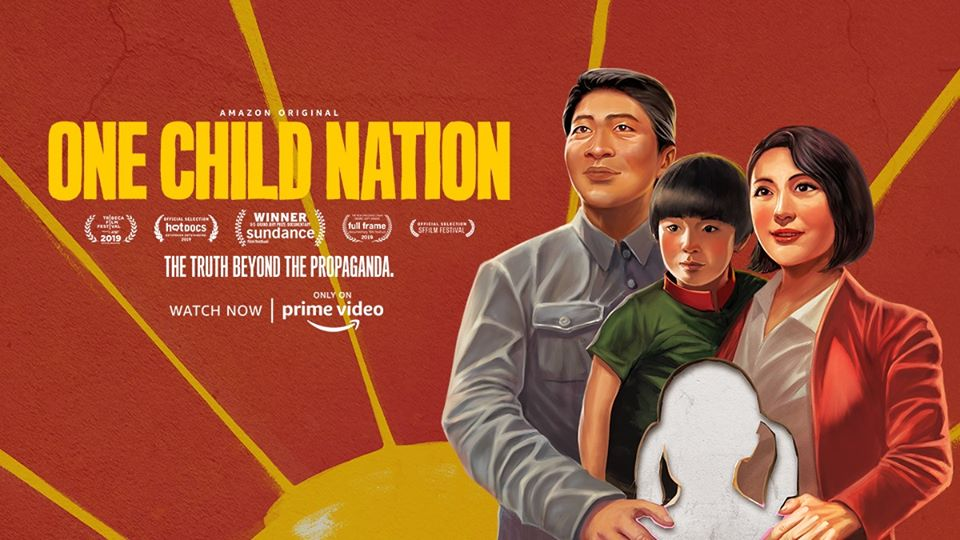 One Child Nation documentary poster. (One Child Nation/Facebook)