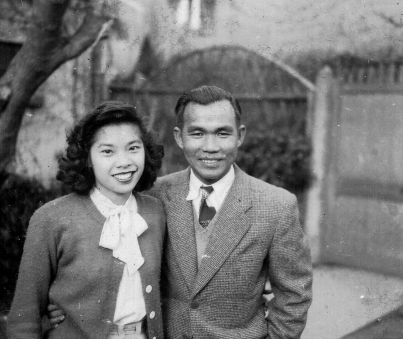 Our Engagement, Shanghai, 1949