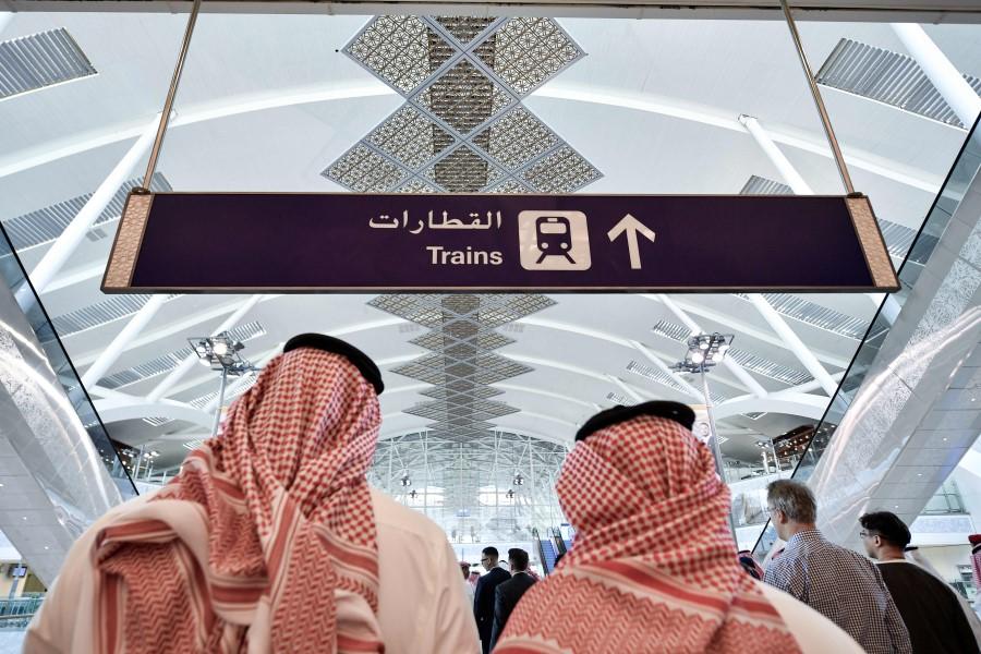 saudi transport