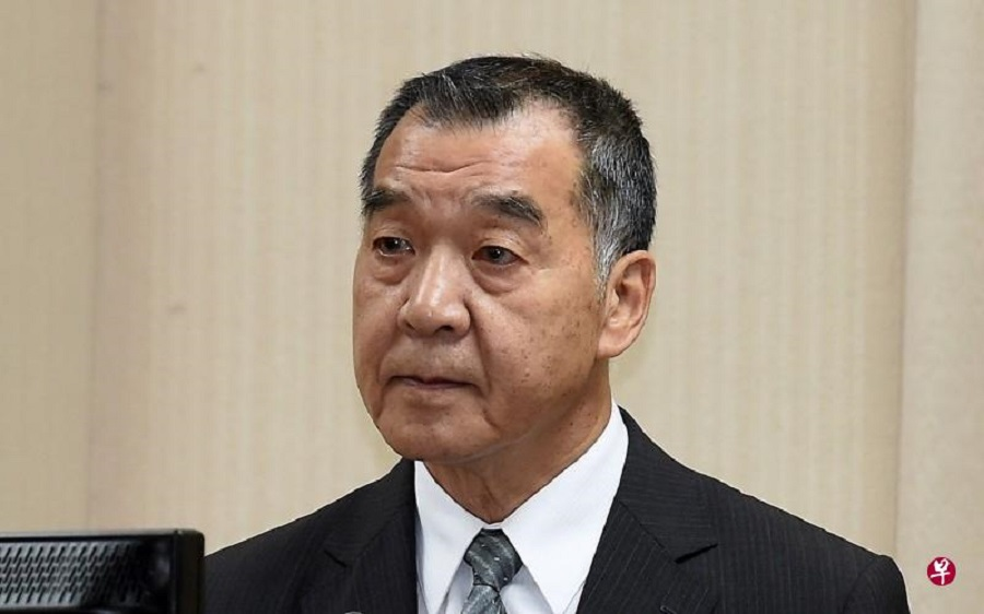 Taiwan defence minister Chiu Kuo-cheng. (Internet)