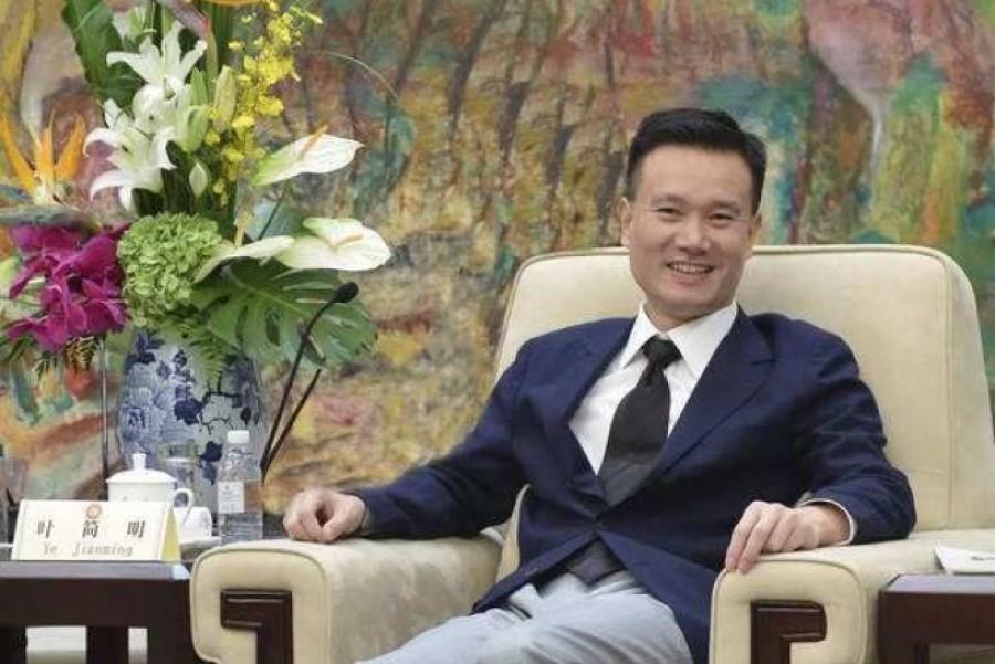 ye jianming