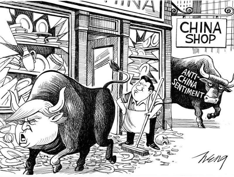 Cartoon: Heng Kim Song