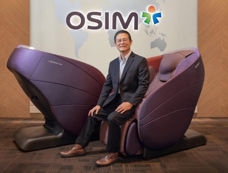 OSIM International CEOCharlieTeo. (OSIM)