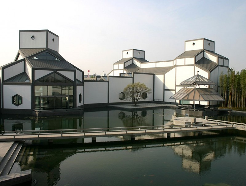 Suzhou Museum, a masterpiece of world-renowned architect I.M. Pei. (Suzhou Museum official website)