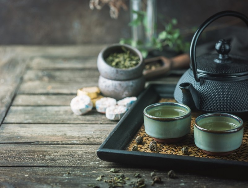 How do the ancient Chinese drink tea? (iStock)