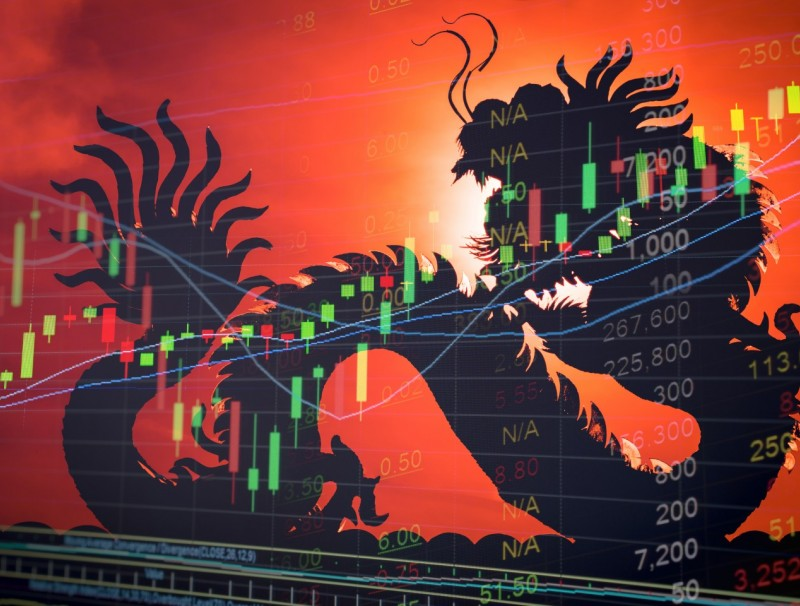 After years of broad-based growth, China's economy had become a force to be reckoned with. For about 16 to 20 years, China had devoted itself fully to economic development and managed to overcome some major hurdles. (iStock)