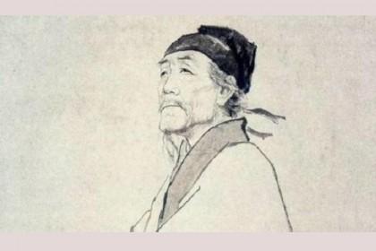 Famous Tang dynasty poet, Du Fu. (Internet)