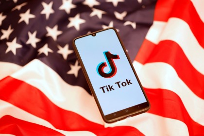 TikTok, a viral app insanely popular among teenagers, has recently come under fire in the US. (REUTERS/Dado Ruvic)