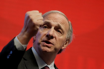 Bridgewater Associates Chairman Ray Dalio attends the China Development Forum in Beijing, China, on 23 March 2019. (Thomas Peter/File Photo/Reuters)