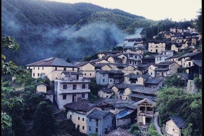 """A hillside village in Songyang, Zhejiang province, pristine in appearance, has been """"discovered"""", and is increasingly becoming overwhelmed by luxury boutique hospitality projects."""