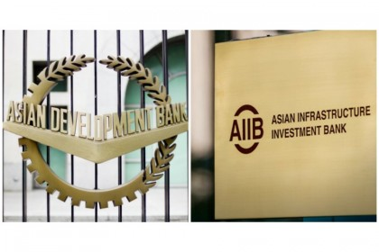 The AIIB or ADB? Countries have options. (Brent Lewin/Bloomberg; AIIB)