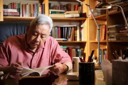 Renowned American historian and sinologist Yu Ying-shih. (WeChat/玉茗堂前)