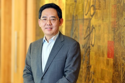 Lianhe Zaobao recently interviewed Chinese ambassador to Singapore Hong Xiaoyong. (SPH)