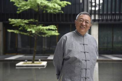 Professor Cheng Pei-kai. (SPH)