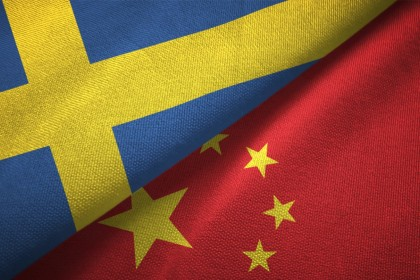 Tension is rising between China and Sweden. (iStock)
