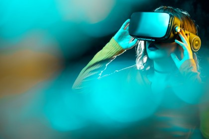 Can VR and AR finally be popularised in the fast-approaching 5G era? (iStock)