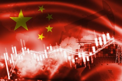 The Covid-19 outbreak has hit the Chinese and global economy, and will continue to have an impact until it comes under control. (iStock)