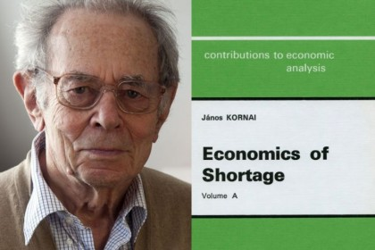 János Kornai. (Internet)